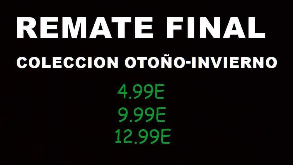 remate final caribe